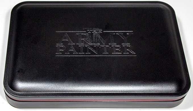The Army Painter Wet Palette Review - Unboxing 5. Paleta húmeda