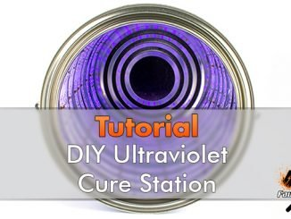 How to make a UV Cure Station - Featured