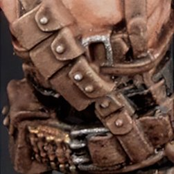 How to paint Fallout Raider from Wasteland Warfare - Step 4c
