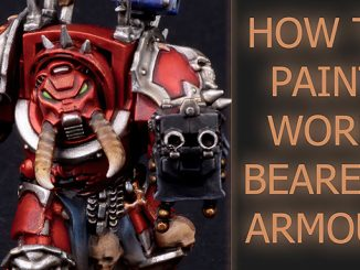 Wie man Word Bearers Armor - Featured malt