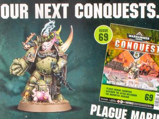 Warhammer Conquest Issues 69 e 70 In primo piano