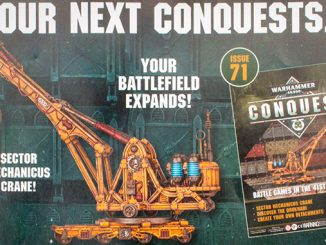 Warhammer Conquest Issues 71 & 72 Contents Confirmed - Featured