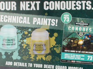 Warhammer Conquest Issues 73 & 74 Contents Confirmed - Featuured