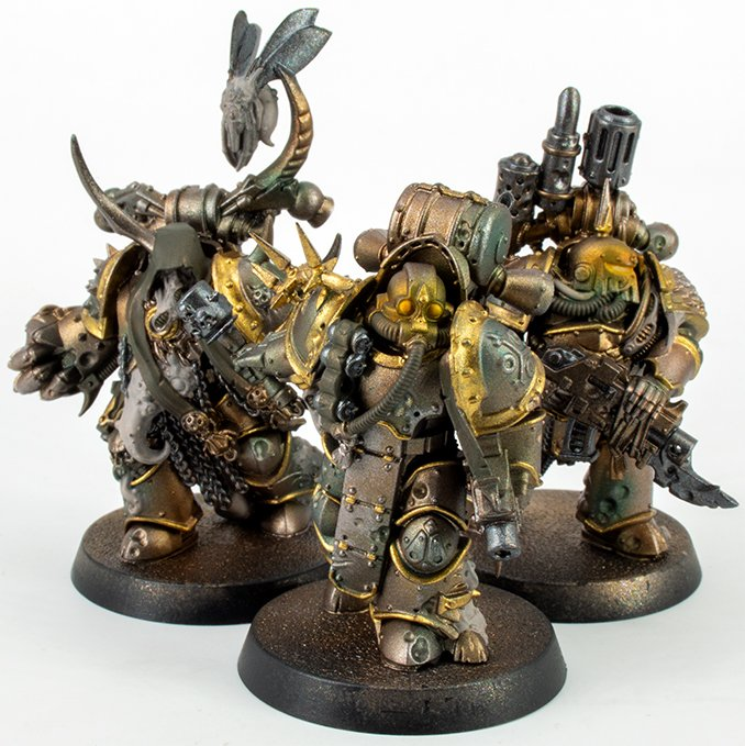 Darkstar Molten Metals Review - Deathguard 2 Mäntel