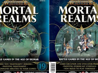 Mortal Realms Full Contents - Issues 19 & 20 - Featured