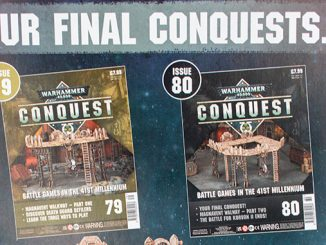 Warhammer Conquest Issues 79 & 80 Contents Confirmed Features