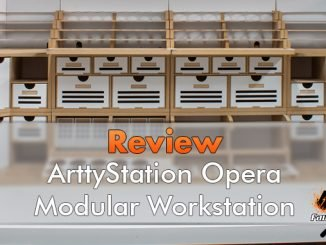 ArttyStation Opera Review for Miniature Painters - Featured