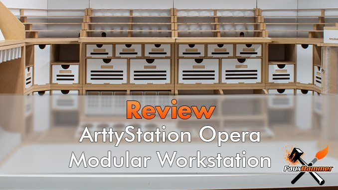 fauxhammer | ArttyStation Opera Review for Miniature Painters Post image