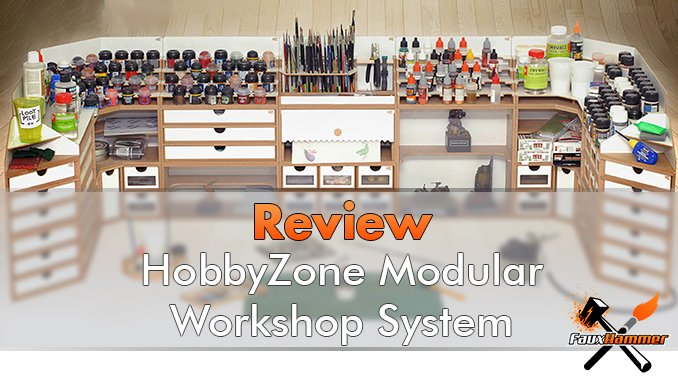 HobbyZone Modular Workshop - Featured