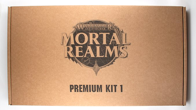 Mortal Realms - Premium Kit 1 - Box