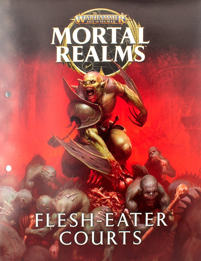 Mortal Realms - Premium Kit 1 - Cover