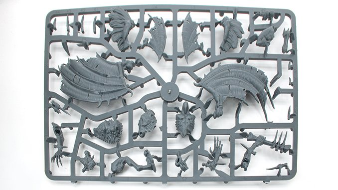 Mortal Realms - Premium Kit 1 - Crypt Flayers Sprue A.