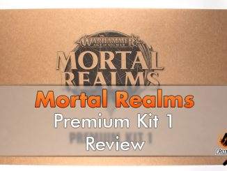 Mortal Realms - Premium Kit 1 - In primo piano