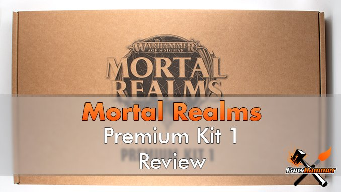 Mortal Realms - Premium Kit 1 - Vorgestellt