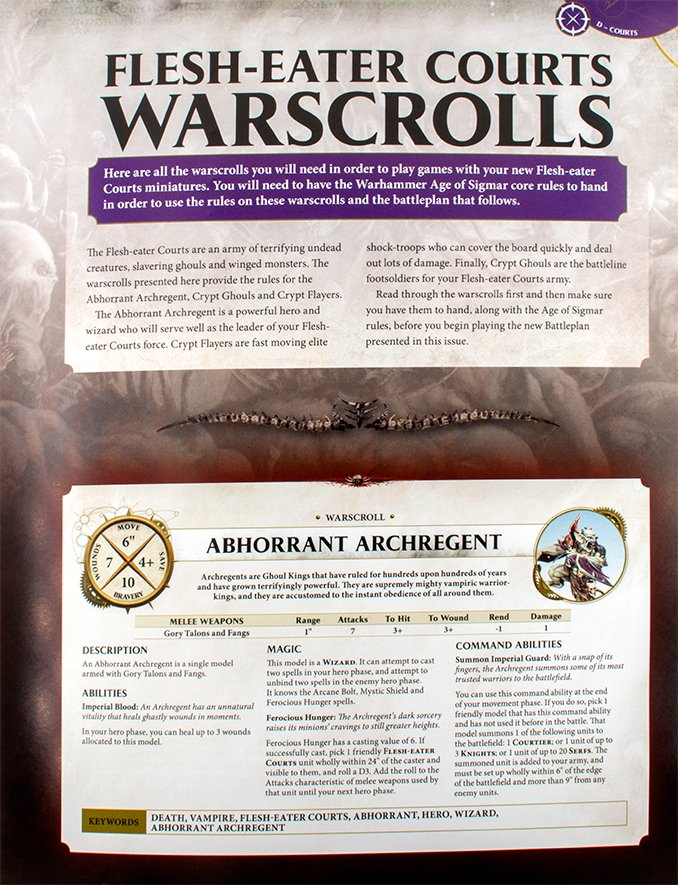Mortal Realms - Premium Kit 1 - Warscrolls