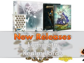 Lumineth Realm Lords Army Box - Featured