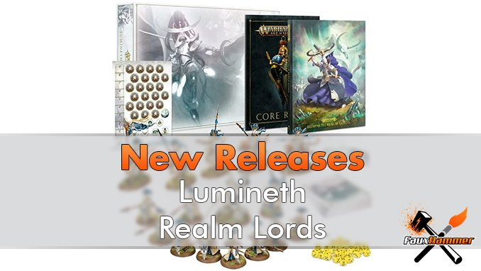 Lumineth Realm Lords Army Box - En vedette