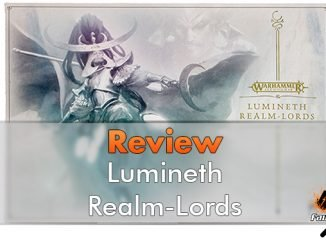 Lumineth Realm-lords Army Set Review pour les peintres miniatures - En vedette