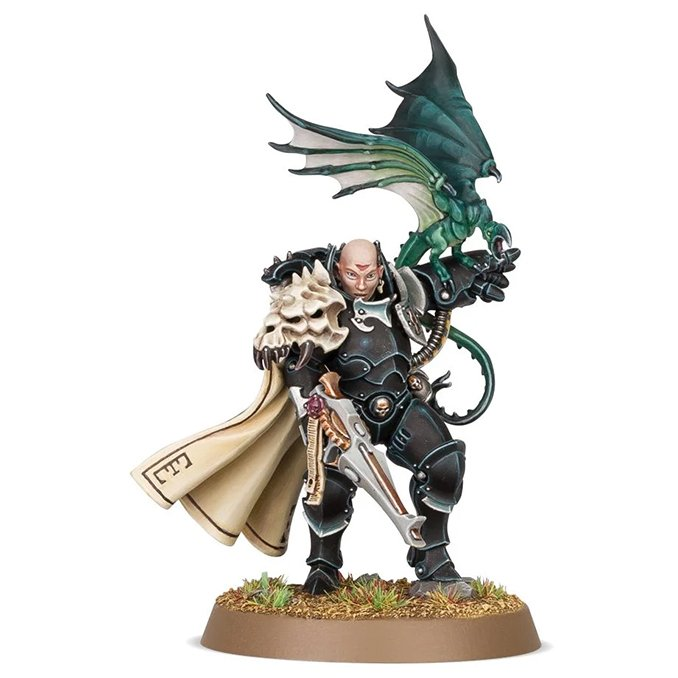Ordo Xenos Lord Inquisitor Kyria Draxus.webp
