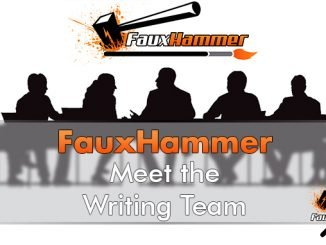 FauxHammer.com - Meet the Writing Team - Featured