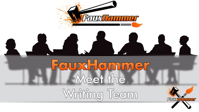 FauxHammer.com - Meet the Writing Team - In primo piano