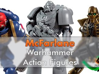 McFarlane Warhammer Action Figures - Featured