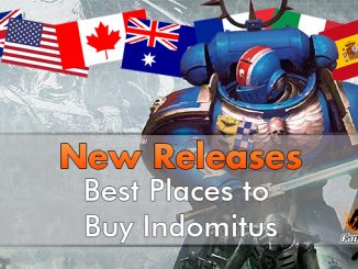 New Releases - Best place to Buy Warhammer Indomitusjpg
