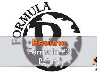 Recensione P3 - Privateer Press Paints per pittori in miniatura - In evidenza