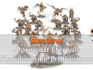 Commencez à collectionner Stormcast Eternals Thunderstrike Brotherhood - En vedette