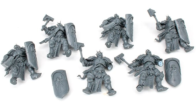 Inizia a collezionare Stormcast Eternals Thunderstrike Brotherhood - Liberators