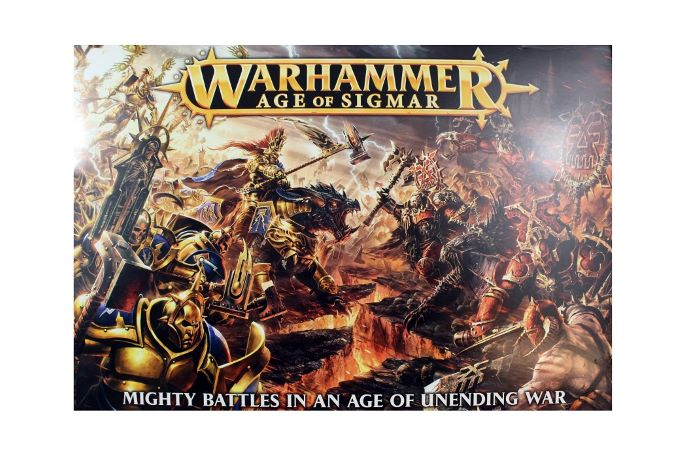 Comience a recolectar Stormcast Eternals Thunderstrike Brotherhood Review Age of Sigmar Starter Set