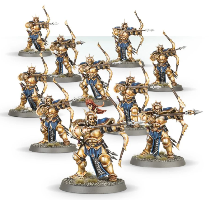 Comience a recopilar Stormcast Eternals Thunderstrike Brotherhood Review Judicators