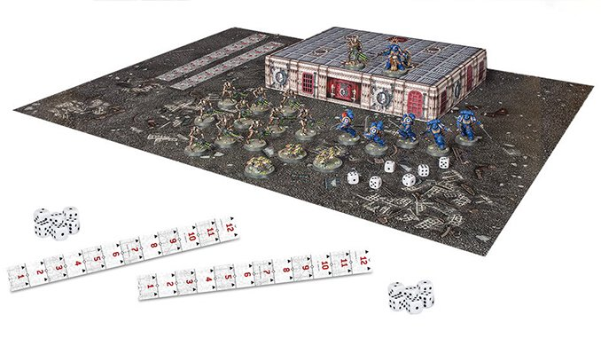 Warhammer 40,000 40K Starter Sets - Recruit Edition Contents