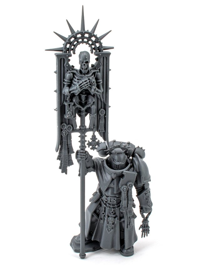 Warhammer 40,000 Indomitus 40K - Primaris Ancient