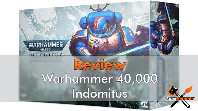 Warhammer 40,000 Indomitus 40K Review - Destacado