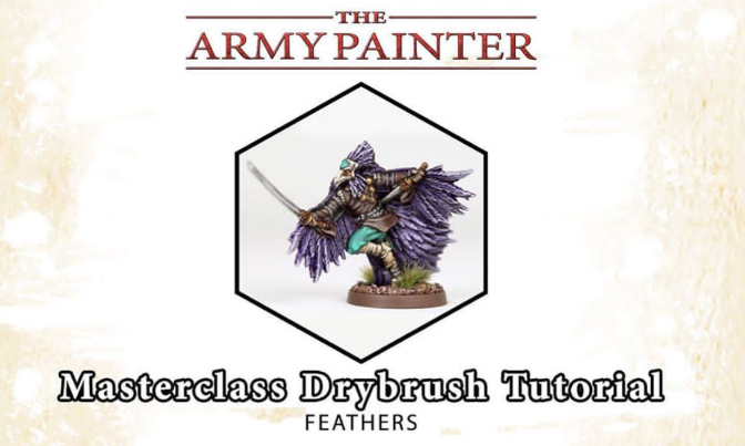 Ask the Artist - Adam Abramowicsz - Feather Drybrush Tutorial
