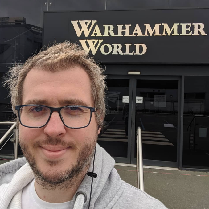 Demandez à l'artiste - Ross Graham - Warhammer World