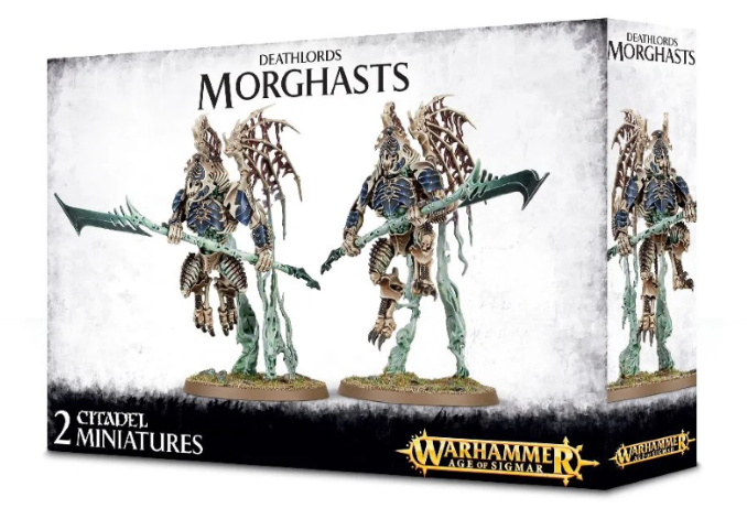 Deathlord Morghasts Review Box