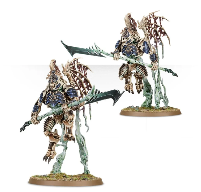 Deathlord Morghasts Review GW Example Morghast Archai Miniatures