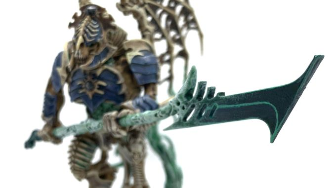 Deathlord Morghasts Review Morghast Weapon