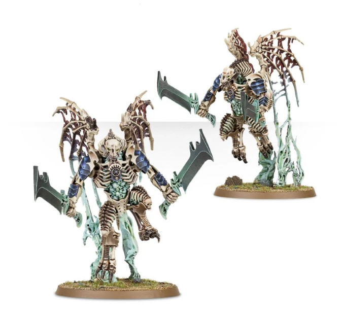 Deathlord Morghasts Review GW Example Harbingers Miniatures