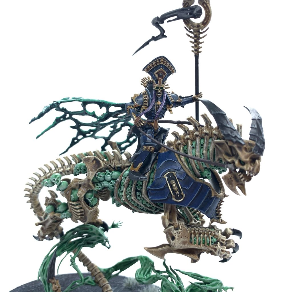 Deathlord Morghasts Review Arkhan the Black Example