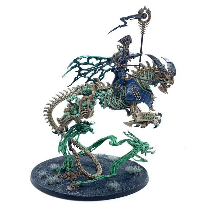 Start Collecting Skeleton Horde Review Arkhan the Black 1