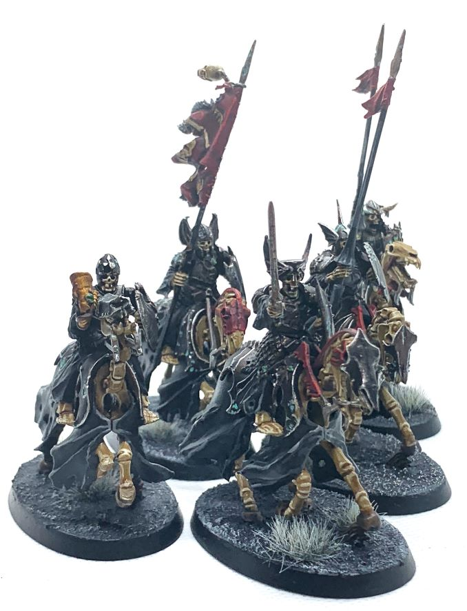 Start Collecting Skeleton Horde Review Black Knights Group 1