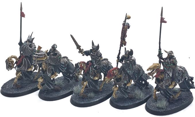 Start Collecting Skeleton Horde Review Black Knights Group 2