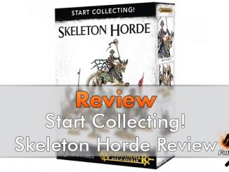 Start Collecting! Skeleton Horde Review - Featured