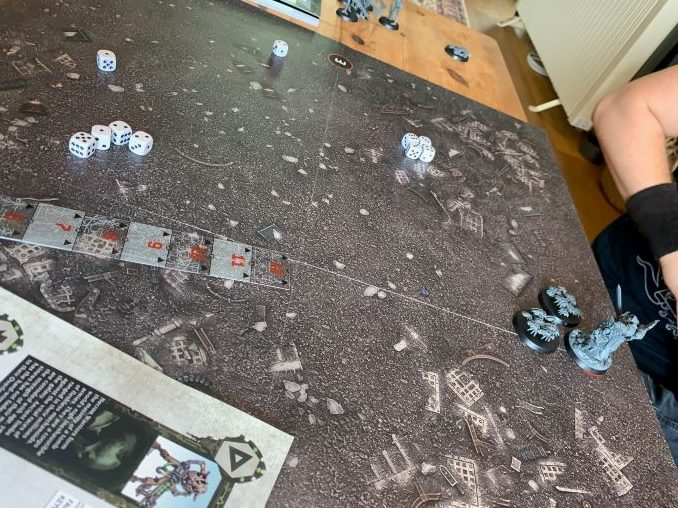 Warhammer 40,000 Starter Set: Command Edition Review Mission 2 4