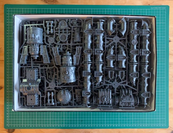 Warhammer 40,000 Starter Set: Command Edition Revisión Unboxing 1