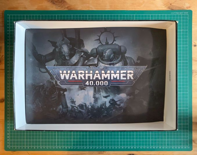 Warhammer 40,000 Starter Set: Command Edition Revisión Unboxing 3