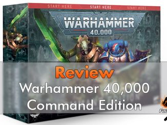 WarhWarhammer 40000 Command Edition Starter Set Review - Featuredammer 40000 Command Edition Starter Set Review - In primo piano